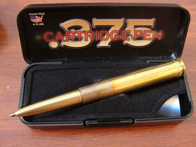 Fisher Space .375 Bullet Pen