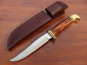 Buck 105 Pathfinder Cocobolo Hunting Knife