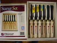 Flexcut Six Piece Mallet Starter Set