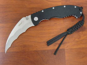 Boker Plus Bat Knife Folding Knife G10 Handles