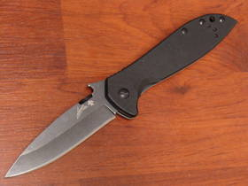 Kershaw Emerson CQC-4K Folding Knife Black