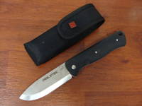 RealSteel Knives Bushcraft Folding Knife