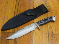 Hibben Brothers Keeper Bowie Knife