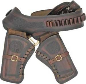 Denix Double Draw Holster Small