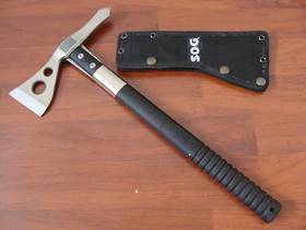 SOG Tactical Tomahawk Satin Polished Axe