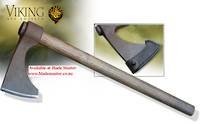 Hanwei Short Bearded Viking Axe, Antiqued - XH2043N