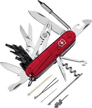 Victorinox CyberTool 34 Swiss Army Knife