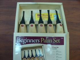 Flexcut Beginners Palm Set FR310