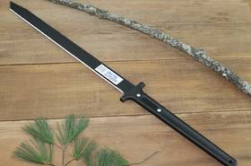 "Cold Steel Two Handed Katana Machete 24"" w/ Sheath"